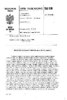 Urządzenie do rozpoznawania przedmiotów według ich barwy swobodnej : opis patentowy nr 155178