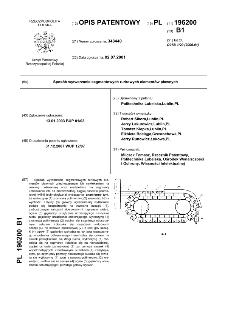 Sposób wytwarzania segmentowych rurkowych elementów pławnych : opis patentowy nr 196200