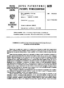 Urządzenie do synchronicznego włączania sprzęgieł elektromagnetycznych, zwłaszcza z nieruchomą cewką : opis patentowy patentu tymczasowego nr 86220