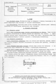 Silniki samochodowe - Pompy olejowe - Wymagania i badania techniczne po naprawie BN-64/3627-01