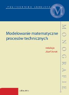 Modelowanie matematyczne procesów technicznych