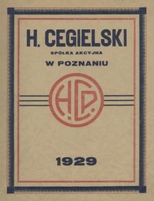 Powszechna wystawa Krajowa 1929 : stoisko Fabryk H. Cegielski w Poznaniu w Hali Ciężkiego Przemysłu