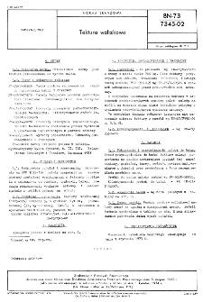 Tektura walizkowa BN-73/7345-02