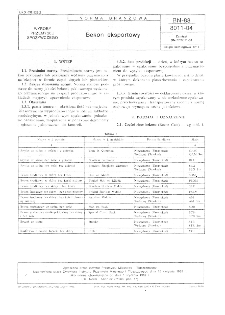 Bekon eksportowy BN-88/8011-04