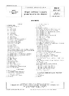 Mięso wołowe i cielęce przeznaczone na eksport BN-91/8011-23