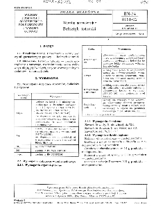Wyroby garmażeryjne - Befsztyk tatarski BN-74/8151-02