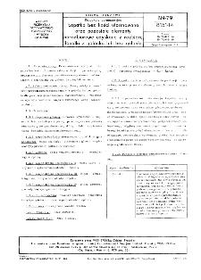 Produkcja garmażeryjna - Łopatka bez kości uformowana oraz pozostałe elementy porozbiorowe uzyskane z rozbioru łopatki z golonką lub bez golonki BN-79/8151-14