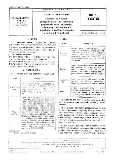 Produkcja garmażeryjna - Łopatka bez kości przygotowana do wędzenia, gotowania oraz pozostałe elementy porozbiorowe uzyskane z rozbioru łopatki z z kością bez golonki BN-71/8151-18