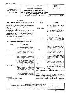 Produkcja garmażeryjna - Szynka bez kości przygotowana do wędzenia, gotowania oraz pozostałe elementy porozbiorowe uzyskane z rozbioru szynki z golonką BN-71/8151-21