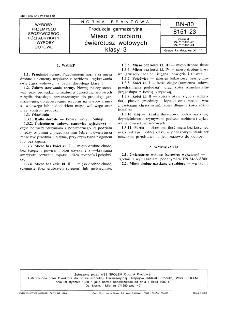 Produkcja garmażeryjna - Mięso z rozbioru ćwierćtusz wołowych klasy 3 BN-80/8151-23