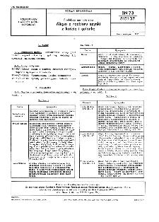 Produkcja garmażeryjna - Mięso z rozbioru szynki z kością i golonką BN-73/8151-37