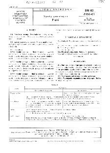 Wyroby garmażeryjne - Flaki BN-83/8159-01