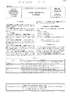 Wyroby garmażeryjne - Gulasze BN-83/8159-02