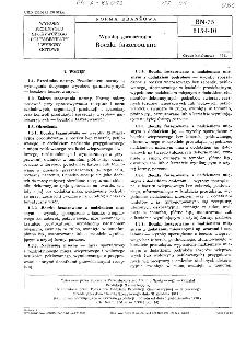 Wyroby garmażeryjne - Boczki faszerowane BN-75/8159-10