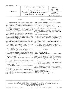 Mięso z dziczyzny - Tuszki i elementy z zająca chłodzone i mrożone BN-86/9241-01