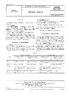 Skwarki jadalne BN-64/8013-05