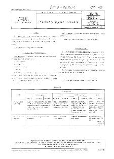 Przetwory jajowe mrożone BN-85/8036-01
