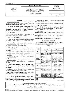 Jaja kurze chłodnicze - Ocena w czasie przechowywania i wydawania z chłodni BN-66/8036-06