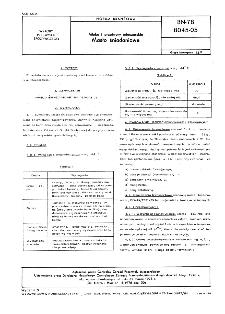 Mleko i przetwory mleczarskie - Masło śniadaniowe BN-78/8045-05