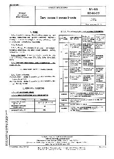 Sery owcze i owczo-krowie BN-66/8046-02
