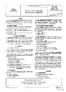 Sery podpuszczkowe dojrzewające - Ser lechicki pełnotłusty BN-68/8046-03