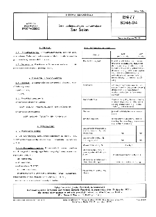 Sery podpuszczkowe dojrzewające - Ser Solan BN-77/8046-04