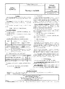Twaróg z maślanki BN-66/8047-02