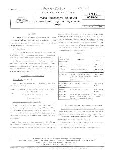 Masa tłuszczowo-białkowa z mechanicznego odmięśniania kości BN 89/8019-01