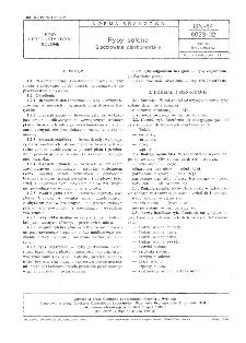 Ryby solone - Śledziowate dalekomorskie BN-84/8023-02
