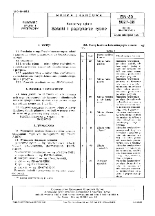 Konserwy rybne - Sałatki i paprykarze rybne BN-80/8027-08
