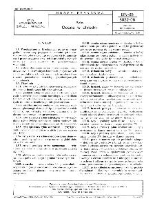 Ryby - Ocena w chłodni BN-85/8022-06