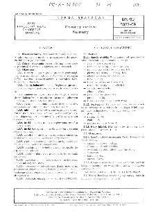 Głowonogi mrożone - Kalmary BN-90/8022-09