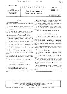Ryby świeże i mrożone - Farsz rybny mrożony BN-90/8022-12