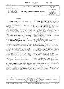 Wyroby garmażeryjne rybne BN-85/8152-01