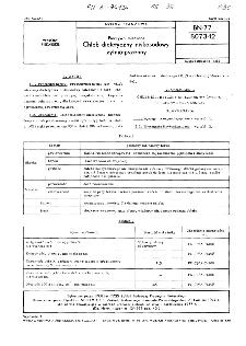 Pieczywo mieszane - Chleb dietetyczny niskosodowy żytnio-pszenny BN-77/8073-12