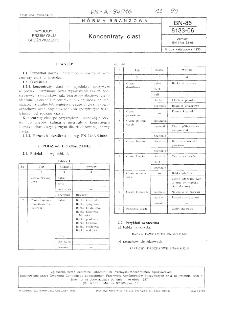 Koncentraty ciast BN-86/8133-06