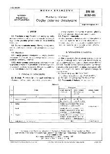 Przetwory zbożowe - Otręby pszenne dietetyczne BN-86/8062-05