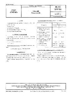 Odczynniki - Tiomocznik BN-83/6191-56