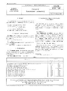 Odczynniki - Szczawian potasowy BN-89/6191-189
