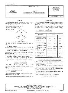Odczynniki - Sześciometylenoczteroamina BN-69/6193-10
