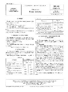 Odczynniki - Kwas octowy BN-88/6193-11