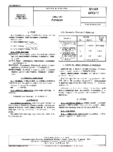 Odczynniki - Antracen BN-69/6193-17