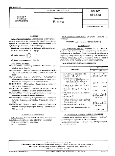 Odczynniki - Pirydyna BN-69/6193-18