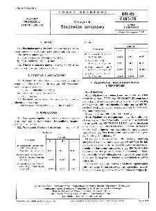 Odczynniki - Szczawian amonowy BN-85/6193-20