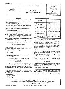 Odczynniki - Dwufenylokarbazyd BN-70/6193-22
