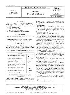 Odczynniki - Chlorek metylenu BN-90/6193-25