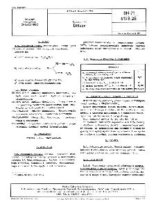Odczynniki - Ditizon BN-71/6193-28