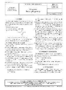 Odczynniki - Kwas pikrynowy BN-72/6193-32
