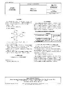 Odczynniki - Aluminon BN-72/6193-36