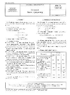 Odczynniki - Kwas cytrynowy BN-73/6193-42